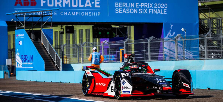 AUTO - 2020 FORMULA E BERLIN E-PRIX I
